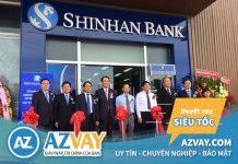 Lãi suất vay xây sửa nhà trả góp ngân hàng Shinhan Bank