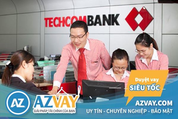 Thủ tục vay xây sửa nhà Techcombank đơn giản, giải ngân nhanh chóng
