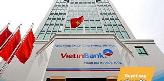 Lãi suất vay xây sửa nhà trả góp ngân hàng Vietinbank