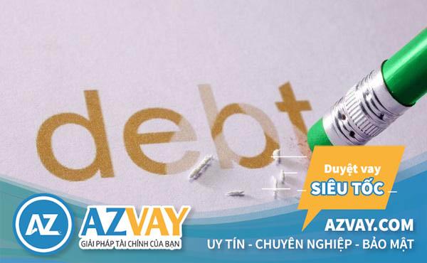 Nợ xấu là khoản nợ mà khách hàng không có kahr năng chi trả hoặc quá hạn trả trên 90 ngày