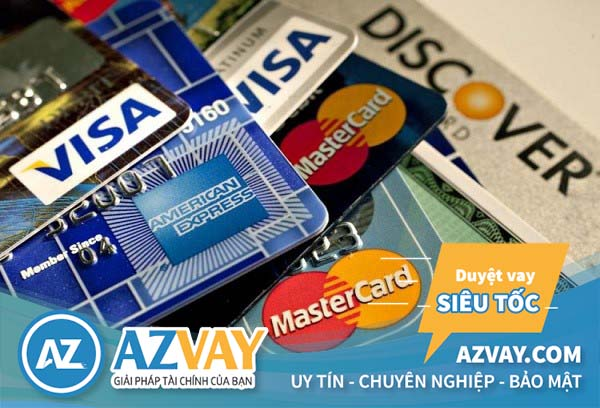 dư nợ thẻ tín dụng là gì?