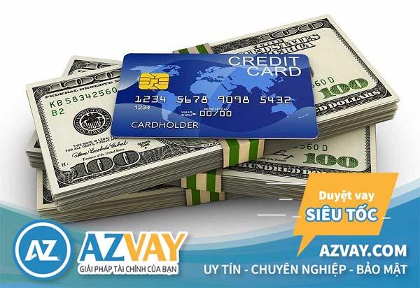 thế nào là dư nợ thẻ tín dụng