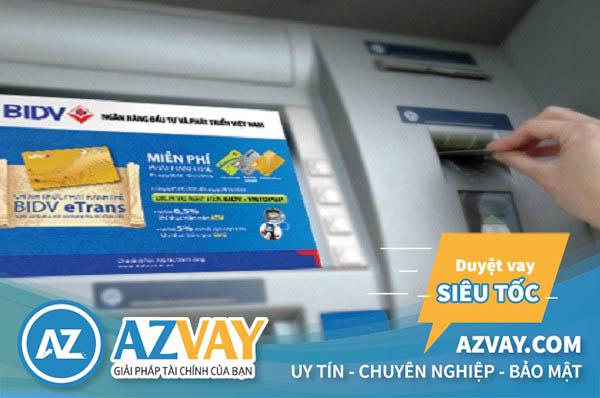 Đối với chủ thể ATM thì chỉ cần ra cây ATM là có thể in số dư hiện tại của mình