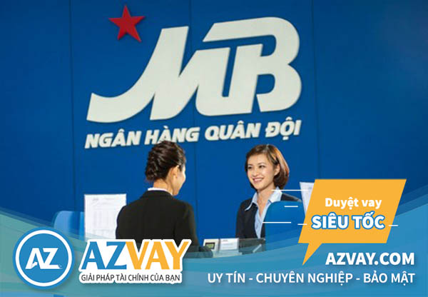 Ngân hàng MBBank hỗ trợ vay tín chấp theo lương với lãi suất thấp