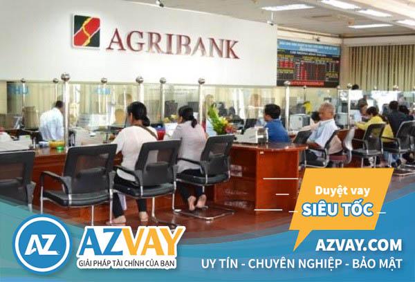 Vay vốn ngân hàng Agribank