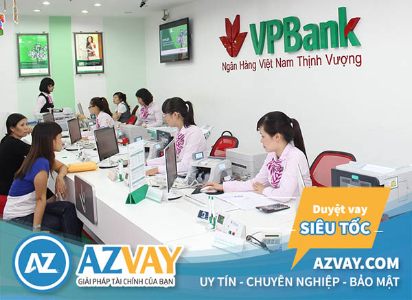 Điều kiện vay vốn ngân hàng VP Bank khá đơn giản