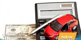 Vay 300 triệu mua xe ô tô trả góp lãi suất bao nhiêu một tháng?