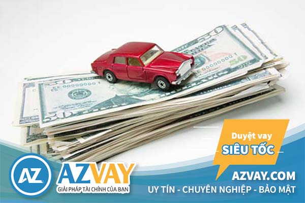 Nhiều lợi ích khi vay mua ô tô trả góp
