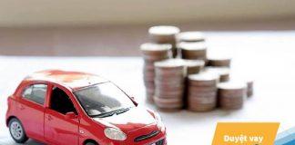 Vay 600 triệu mua ô tô trả góp lãi suất bao nhiêu một tháng?