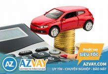Vay 700 triệu mua xe ô tô trả góp lãi suất bao nhiêu một tháng