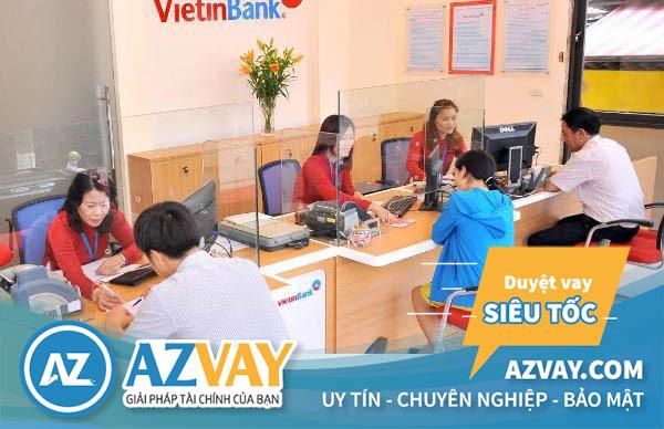Vay thế chấp 10 năm tại ngân hàng Vietinbank