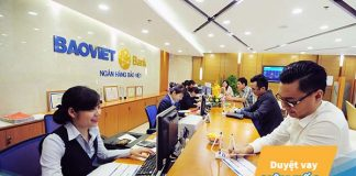 Lãi suất vay thế chấp ngân hàng Bảo Việt