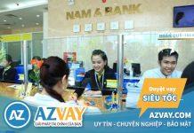Lãi suất vay thế chấp sổ đỏ ngân hàng Nam Á