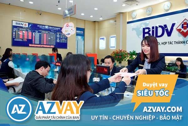 Nhiều lợi ích hấp dẫn khi vay vốn tại ngân hàng BIDV