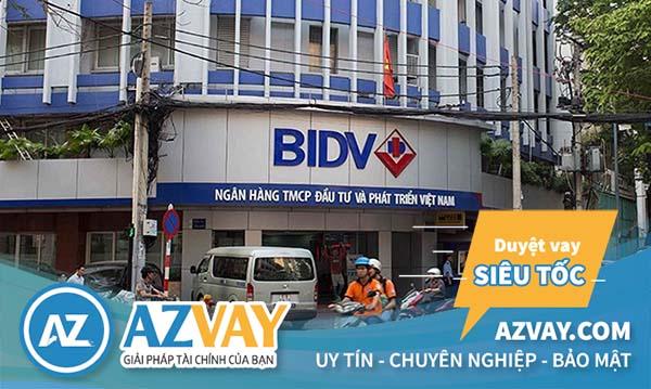 Ngân hàng BIDV được đông đảo khách hàng tin tưởng và sử dụng dịch vụ