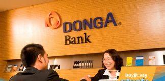 Vay vốn ngân hàng Đông Á: Điều kiện, thủ tục, lãi suất?