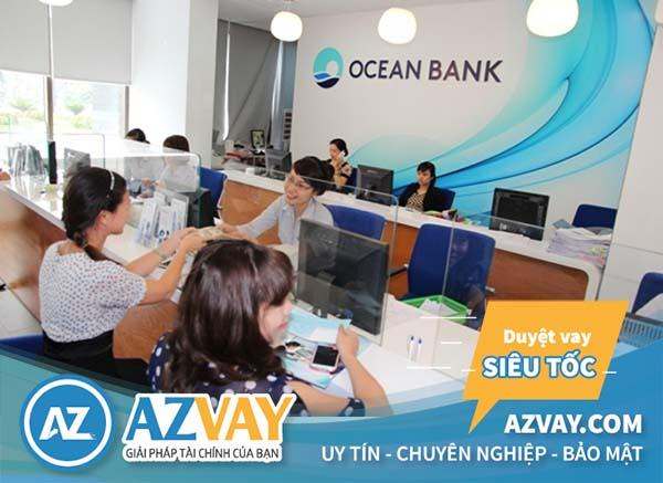 Ngân hàng OceanBank hỗ trợ nhiều gói vay với lãi suất ưu đãi