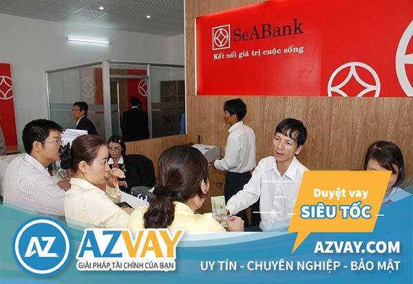Điều kiện vay vố tại SeABank đơn giản, nhanh chóng
