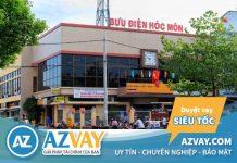 Vay đáo hạn ngân hàng tại huyện Hóc Môn TPHCM
