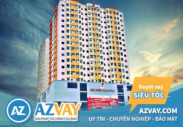 Chung cư Lộc Ninh Singashine
