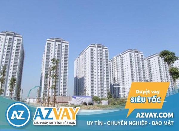 Chỉ từ 500 triệu đồng gia đình bạn đã có thể sở hữu một căn hộ tại chung cư Thanh Hà - Hà Nội