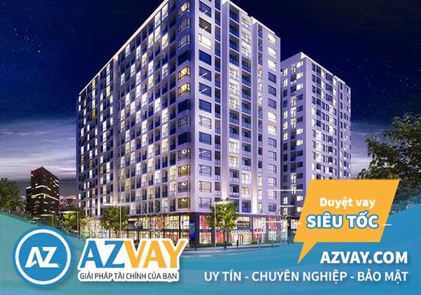 Chung cư Sky center tọa lạc trên tuyến đường Phổ Quang, thuộc phường 2 quận Tân Bình