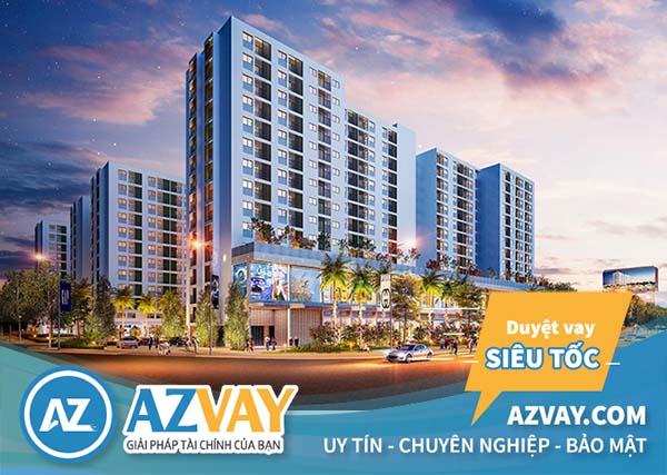 Các căn hộ tại Ehome S Phú Hữu có diện tích từ 40 - 60m2, có giá bán từ 599 triệu đồng