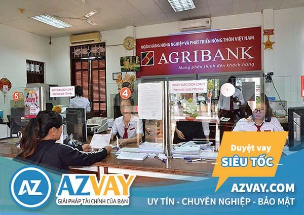 Đến trực tiếp ngân hàng Agribank để tiến hành sao kê tài khoản