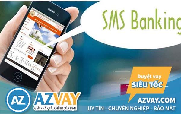 Tiến hành sao kê tài khoản ngân hàng Agribank bằng SMS banking