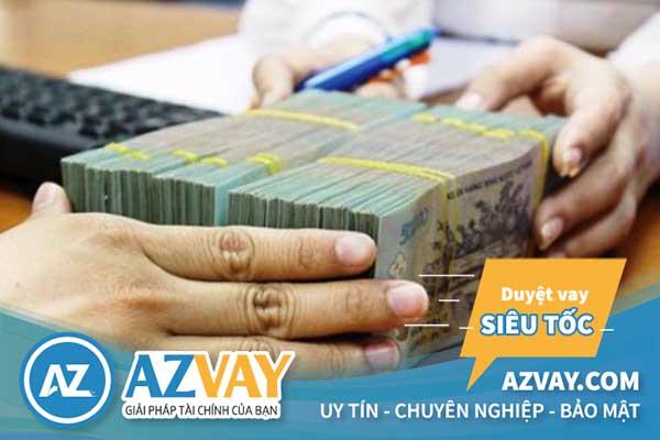 Ngân hàng sẽ giải ngân sau khi hồ sơ khoản vay được duyệt