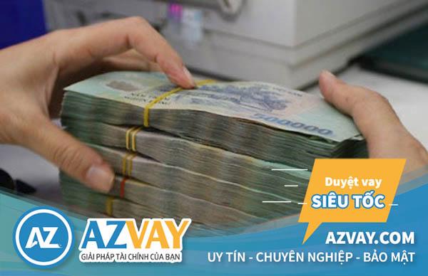 AZVAY cung cấp gói vay đáo hạn 500 triệu tại ngân hàng