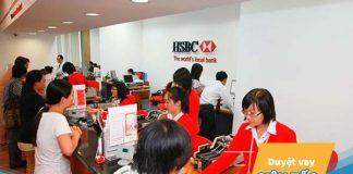 Vay đáo hạn ngân hàng HSBC: Điều kiện, thủ tục, lãi suất?
