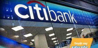 Đáo hạn ngân hàng Citibank: Điều kiện, Thủ tục, Lãi suất?