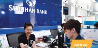 Đáo hạn ngân hàng Shinhan Bank: Điều kiện, thủ tục, lãi suất?