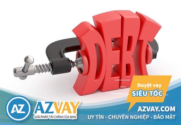 Người thân nợ xấu có thể ảnh hưởng đến khả năng vay vốn của bạn