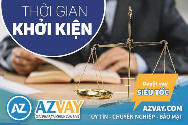 Hãy cố gắng thanh toán khoản nợ quá hạn trong vòng 4 tháng sau khi ngân hàng gửi đơn kiện lên tòa án