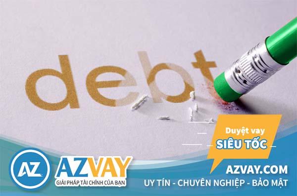 Nợ xấu dẫn đến những khó khăn cho việc vay vốn ngân hàng sau đó