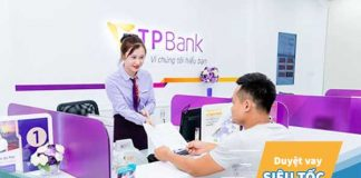 Dịch vụ cho vay đáo hạn ngân hàng TPBank năm 2020