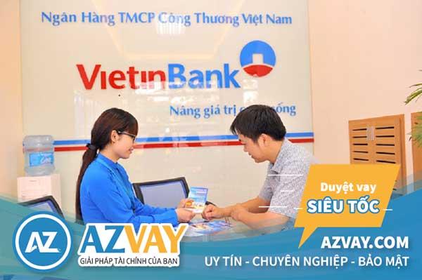 Điều kiện và thủ tục vay thấu chi Vietinbank đơn giản