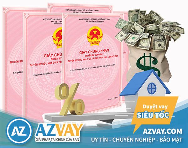 Vay thế chấp sổ đỏ được nhiều người lựa chọn sử dụng để đáp ứng cho nhu cầu sử dụng tiền của mình