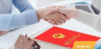 Những quy định cần biết về vay thế chấp sổ đỏ ngân hàng