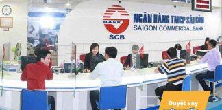 Vay thế chấp sổ đỏ ngân hàng SCB 2020: Điều kiện, thủ tục, lãi suất