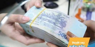 Vay tín chấp 30 triệu theo lương: Lãi suất, Điều kiện & Thủ tục?