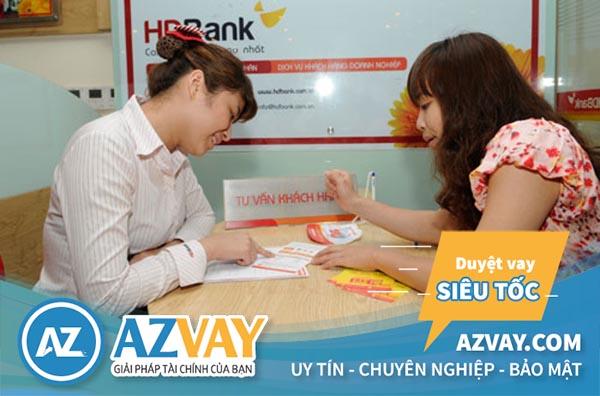 Sản phẩm vay tín chấp theo lương tại HDBank đa dạng