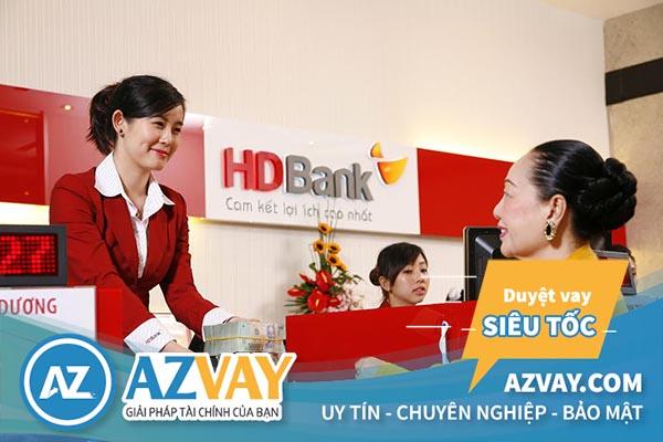 Điều kiện và thủ tục vay tín chấp HDBank đơn giản, giải ngân nhanh chóng