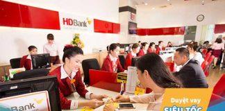 Vay tín chấp theo lương ngân hàng HDBank năm 2020: Điều kiện, thủ tục, lãi suất?