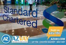 Vay tín chấp theo lương Standard Chartered 2020: Lãi suất, điều kiện, thủ tục?