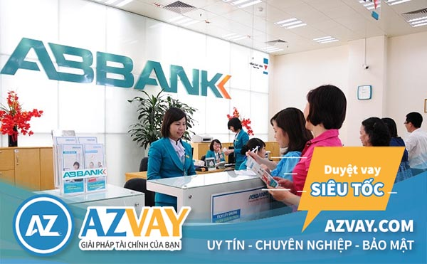 Điều kiện vay tín chấp theo lương ABBank đơn giản