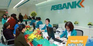 Vay tín chấp theo lương ngân hàng ABBank 2020: Lãi suất, Điều kiện & thủ tục?