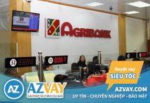 Vay tín chấp theo lương ngân hàng Agribank: Điều kiện, thủ tục, lãi suất?